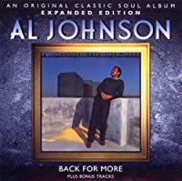 Back for More by AL JOHNSON (2011-07-26)