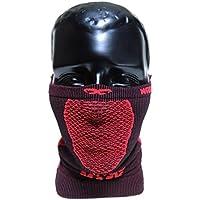 NAROO MASK(ナルーマスク) X5 スポーツマスク フェイスマスク 防寒 スギ?ヒノキ花粉症対策 UVカット