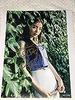 アイリーン Red Velvet ② SM公式スチール写真 六切サイズ 直筆サイン