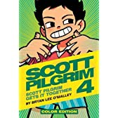Scott Pilgrim Color 4: Scott Pilgrim Gets It Together: Color Edition