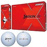ダンロップ SRIXON ボール スリクソン X ボール 3ダースセット 3ダース(36個入り) プレミアムホワイト