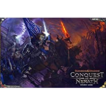 Dungeons & Dragons Board game Conquest of Nerath ダンジョンズ アンド ドラゴンズ コンクエスト オブ ネラス  ネラスの戦い [並行輸入品]