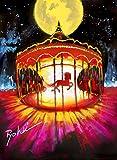 絵画 山下良平 【Merry go round】(F60号サイズオリジナル原画)