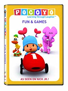 Pocoyo: Fun & Games [DVD] [Import]