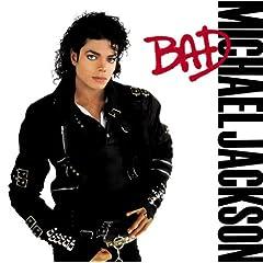 マイケル・ジャクソン_BAD_音楽CD