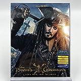 初回限定仕様アウターケース付き パイレーツ・オブ・カリビアン/最後の海賊 MovieNEX [ブルーレイ+DVD+デジタルコピー(クラウド対応)+MovieNEXワールド] [Blu-ray]