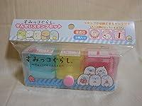 すみっコぐらしのおべんきょうシリーズせんせいスタンプセット(おべんきょうめがね柄)