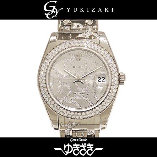 ロレックス デイトジャスト 81339 シルバー レディース 腕時計 [並行輸入品]