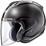 アライ (ARAI) ジェットヘルメット VZ-RAM (VZ-ラム) グラスブラック 54cm VZ-RAM_GB54