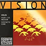 Vision ヴィジョン ヴァイオリン弦 セット  VI100 1/16