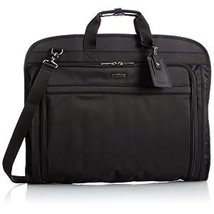 [バーマス] ビジネスバッグ ファンクションギアプラス ガーメントケース スーツ2着収納可能 靴や小物も収納可能 2WAY 60427-10 ブラック