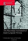The Routledge Handbook of East European Politics 画像