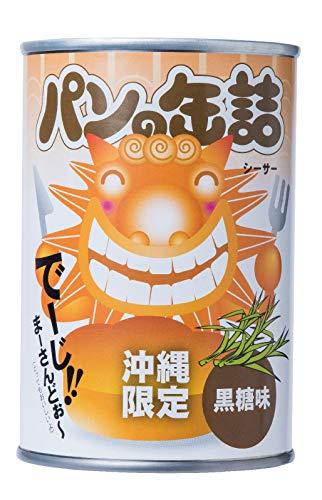 アキモト パンの缶詰 黒糖味 100g