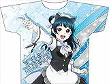 ラブライブ!サンシャイン!! 津島善子 フルグラフィックTシャツ Welcome to 浦女ver フリーサイズ