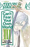 BLEACH Can't Fear Your Own World 3 (JUMP jBOOKS)