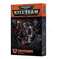 Warhammer Kill Team: Commanders Expansion [並行輸入品]