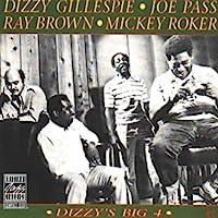 Dizzy's Big 4 by Dizzy Gillespie (1999-07-08)