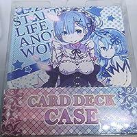 リゼロ Re:ゼロから始める異世界生活 レザー調 カードデッキケース レム