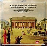 Piano Concerto / Six Overtures