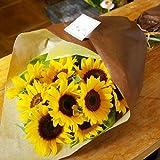パラボッセ 父の日 ひまわりの花束 10本