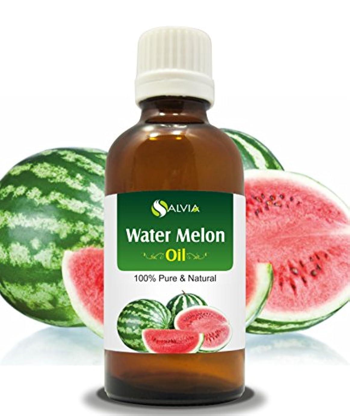 定期的くぼみアライアンスWater Melon Oil (CITRULLUS VULGARIS) 100% Natural Pure Carrier Oil 30ML