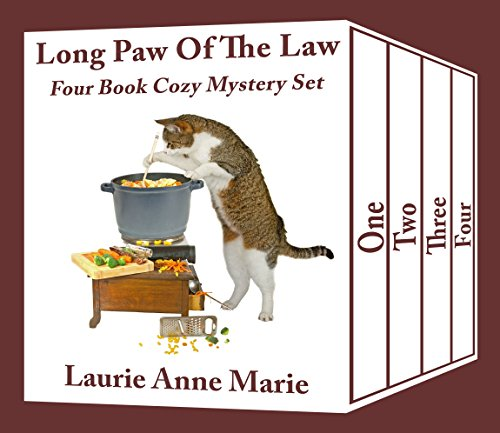 Long Paw Of The Law Four Book Cozy Mystery Set (English Edition)
