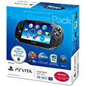 PlayStaiton Vita 3G/Wi-Fiモデル Play! Game Pack (PCHJ-10012)