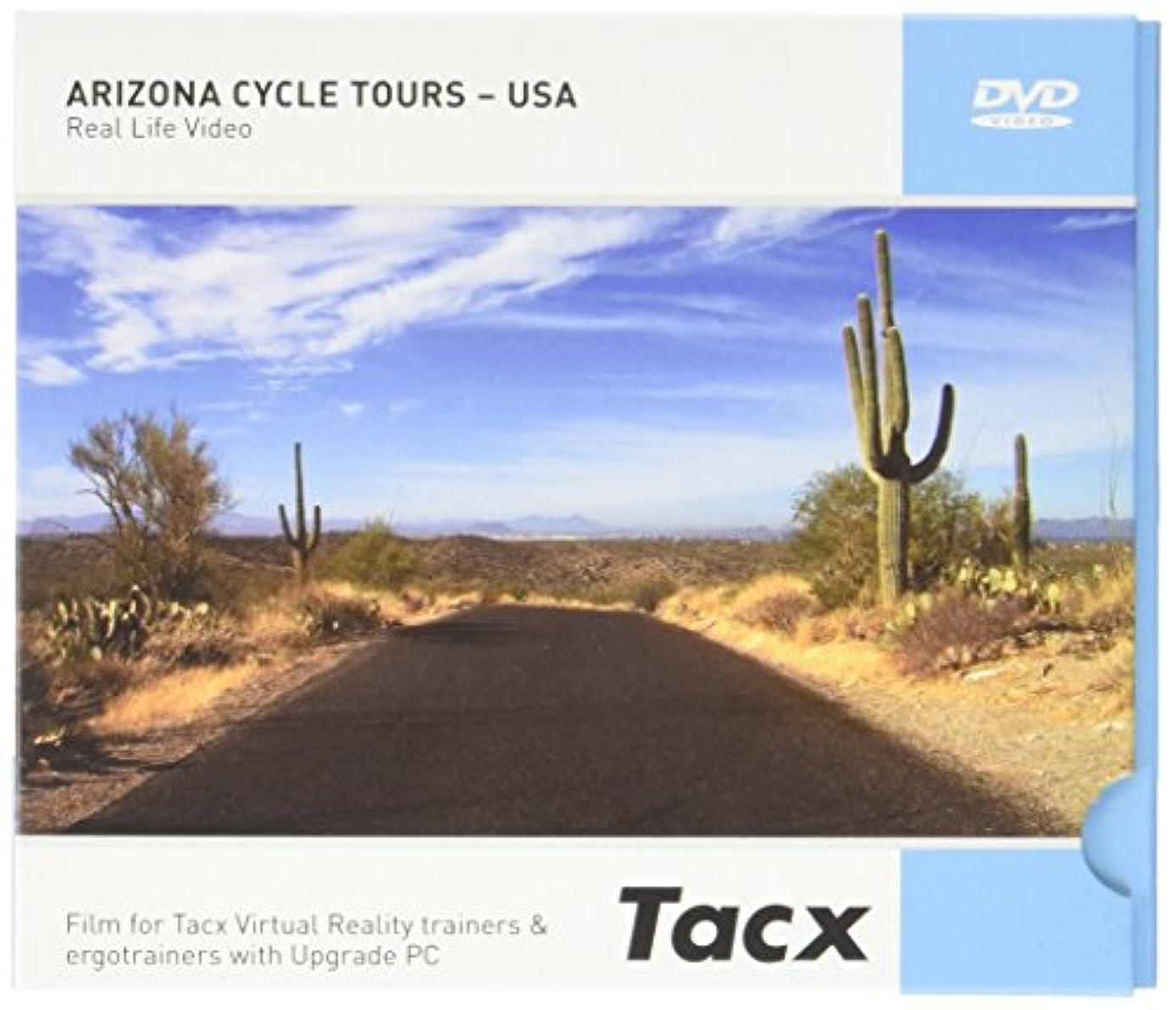 インストールわかるアーティキュレーションTacx Films Real Life Video Cycletours Arizona Cycletours - USA by Tacx