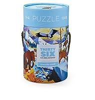 100pc Puzzle/ice Age Animals