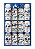 アサヒスーパードライ・オリオンビール詰め合わせギフトセット ADF?3
