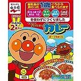 永谷園 アンパンマンミニパックカレー  ポークあまくち 1箱(50g×2袋)