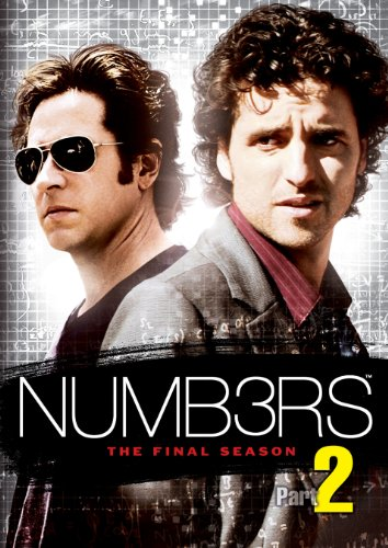 ナンバーズ 天才数学者の事件ファイル ファイナル・シーズン コンプリートDVD-BOX Part 2の詳細を見る