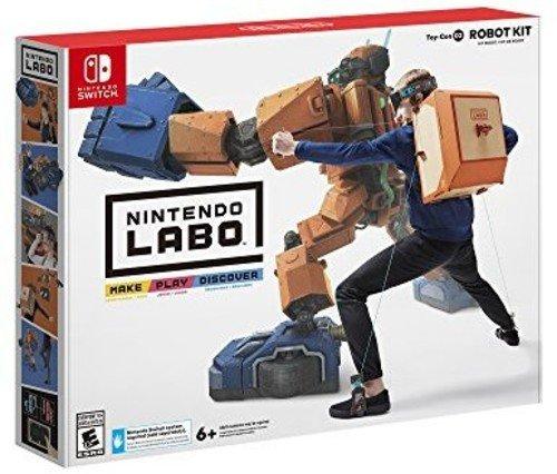 Nintendo Labo Robot ...