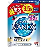 トップスーパーNANOX 詰替用超特大 1230g × 2個セット
