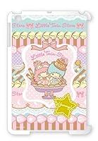 河島製作所 サンリオ iPad mini タブレット シェル ケース / リトルツインスターズ (TS3010tb)