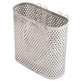 パール金属 アルファージュ ステンレス製 水切り小物ポケット H-9522の写真
