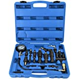 FreeTec Diesel Engine Compression Tester Set for Cars, Trucks, Tractors