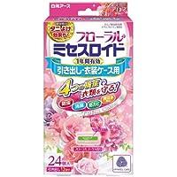フローラルミセスロイド引き出し用24個入 1年 フローラルブーケの香り × 5個セット