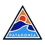 パタゴニア パタゴニア ( patagonia ) ROLLING THRU 正規品 ステッカー デカール シール
