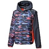 (プーマ)PUMA フリースタイルフットボール TRG ピステトップ長袖シャツ 654698 [メンズ] 01 トータルエクリプス L