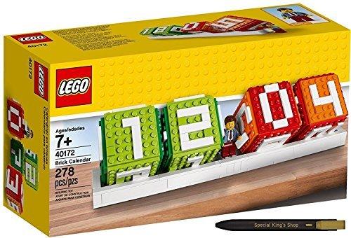 [レゴ] LEGO アイコンブリックカレンダー (Iconi...