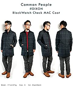 Dixon Mac: Black Watch