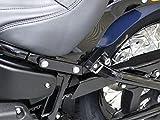 キジマ (KIJIMA) ヘルメットロック ブラック ハーレー FXBB FXBR 2018年~ HD-05148