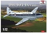 Aモデル 1/72 デハビランド DH.104 デボン 軍用輸送機 プラモデル AM72334
