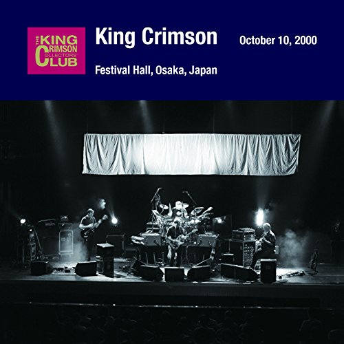コレクターズ・クラブ 2000年10月10日(火) 大阪 フェスティバルホール