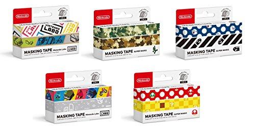 マスキングテープ 5種セット...