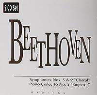 Symphonies No 5 & 9 / Piano Concerto No 5