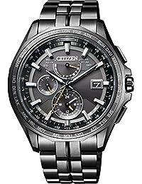 [シチズン]CITIZEN 腕時計 ATTESA アテッサ エコ・ドライブ電波時計 ダブルダイレクトフライト AT9097-54E メンズ