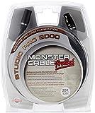 Monster Cable SP2000-M-20 Studio pro2000 Series マイクロフォンケーブル/ プラグ XLR(オス)- XLR(メス)/ケーブル長:約6m