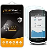 (2 Pack) Supershieldz for Garmin Edge 1030 Tempered Glass Screen Protector, Anti Scratch, Bubble Free